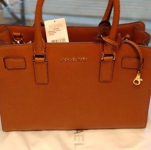 Michael kors satchel handbag 30H4GA153L